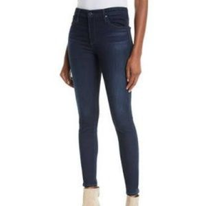 AG The Farrah Skinny - high rise skinny jeans, 27